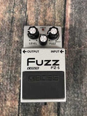 Boss pedal Used Boss FZ-5 Fuzz Pedal