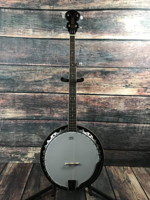 Bubba Banjo Bubba Left Handed Bo 5 String  Banjo with Bag