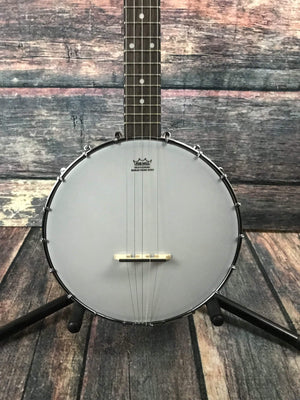 Bubba Banjo Bubba Left Handed Lil Bo 5 String Short Scale Banjo with Bag