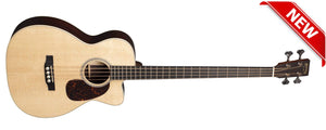 C.F. Martin Guitars Acoustic Electric Guitar Martin BC-16E Acoustic Electric Bass Guitar