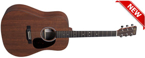 C.F. Martin Guitars Acoustic Electric Guitar Martin D-X1E Mahogany Acoustic Electric Guitar
