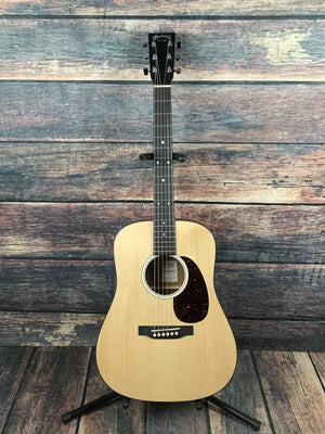 C.F. Martin Guitars Acoustic Electric Guitar Martin DJR-10E Sitka Top Dreadnought Jr E. Acoustic Electric Guitar with Martin Bag