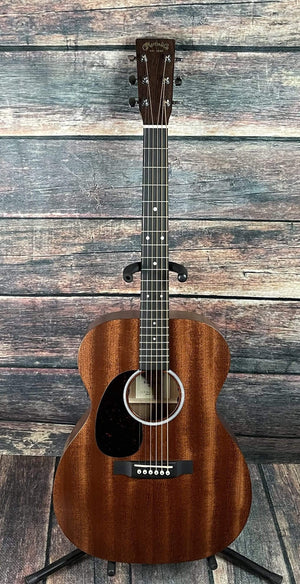C.F. Martin Guitars Acoustic Electric Guitar Martin Left Handed 000-10E Road Series Acoustic Electric Guitar