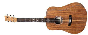 C.F. Martin Guitars Acoustic Electric Guitar Martin Left Handed D-X1E Koa Acoustic Electric Guitar