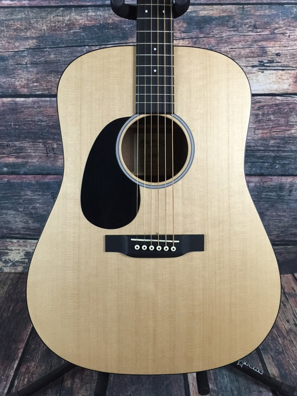 C.F. Martin Guitars Acoustic Electric Guitar Martin Left Handed DRS2 Road Series Acoustic Electric Guitar