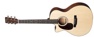 C.F. Martin Guitars Acoustic Electric Guitar Martin Left Handed GPC-16E Mahogany Acoustic Electric Guitar