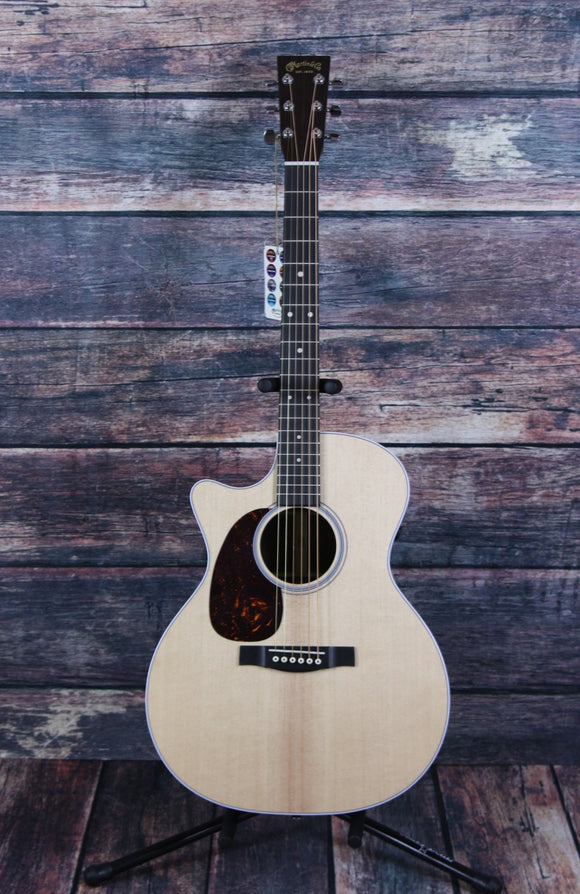 C.F. Martin Guitars Acoustic Electric Guitar Martin Left Handed GPCPA4 Rosewood Acoustic Electric Guitar