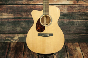 C.F. Martin Guitars Acoustic Electric Guitar Martin Left Handed OMCPA4 Performing Artist Series Acoustic Guitar