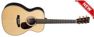 C.F. Martin Guitars Acoustic Electric Guitar Martin OM-28E Modern Deluxe Acoustic Electric Guitar