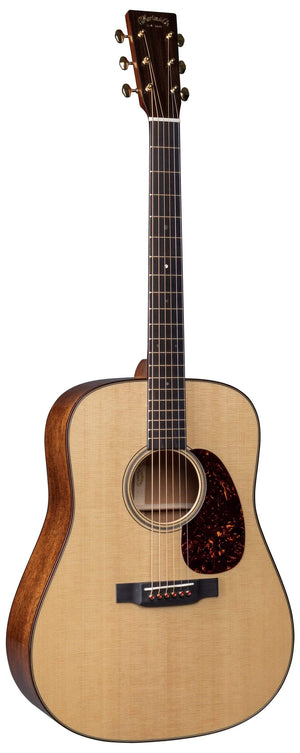 C.F. Martin Guitars Acoustic Guitar Guitar and Case Martin D-18 Modern Deluxe Acoustic Guitar