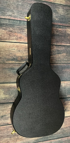 C.F. Martin Guitars Acoustic Guitar Guitar and Case Martin Left Handed 000-17 Black Smoke Acoustic Guitar