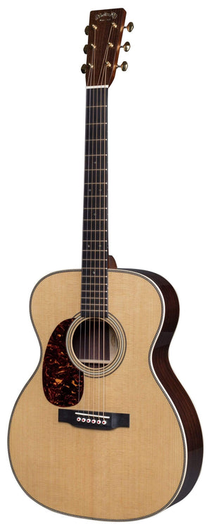 C.F. Martin Guitars Acoustic Guitar Guitar and Case Martin Left Handed 000-28 Modern Deluxe Acoustic Guitar