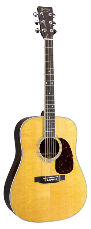 C.F. Martin Guitars Acoustic Guitar Guitar with Case Martin D-35 Standard Series Acoustic Guitar