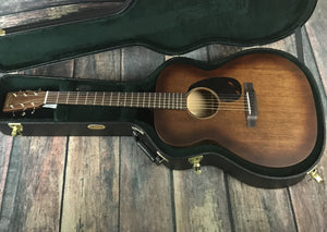 C.F. Martin Guitars Acoustic Guitar Martin 000-15M Burst Acoustic Guitar with Case
