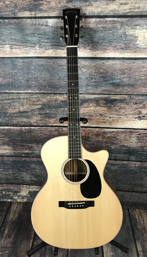 C.F. Martin Guitars Acoustic Guitar Martin GPC-16E Grand Performer Size 16 Series Acoustic Electric Guitar with Case