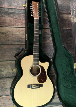 C.F. Martin Guitars Acoustic Guitar Martin GPC12PA4 12 String Performing Artist Series Acoustic Electric Guitar with Martin Case