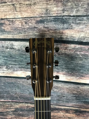C.F. Martin Guitars Acoustic Guitar Martin GPCX2AE Macassar Grand Performer Size X- Series Acoustic Electric Guitar