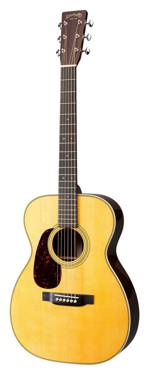 C.F. Martin Guitars Acoustic Guitar Martin Left Handed 00-28 Standard Series Grand Concert Acoustic Guitar