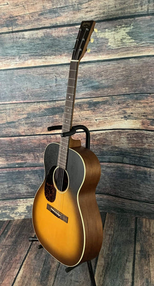 C.F. Martin Guitars Acoustic Guitar Martin Left Handed 000-17E Whiskey Sunset Acoustic Guitar