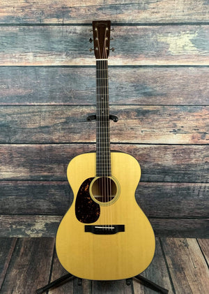 C.F. Martin Guitars Acoustic Guitar Martin Left Handed 000-18 Standard Series Auditorium Acoustic Guitar