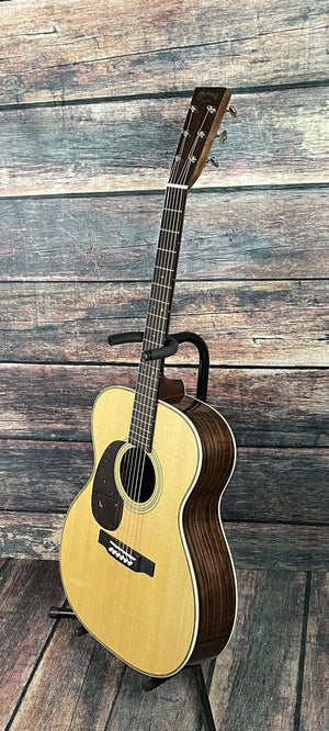 C.F. Martin Guitars Acoustic Guitar Martin Left Handed 000-28 Standard Series Acoustic Guitar