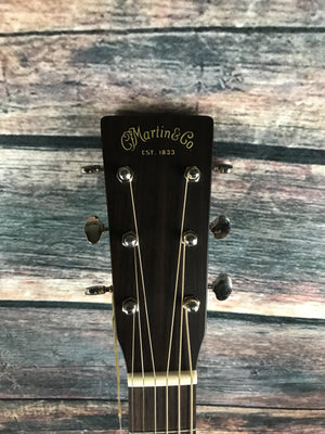C.F. Martin Guitars Acoustic Guitar Martin Left Handed D-15M Acoustic Guitar