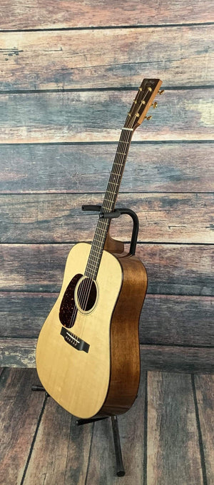 C.F. Martin Guitars Acoustic Guitar Martin Left Handed D-18 Modern Deluxe Acoustic Guitar
