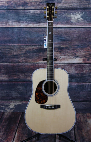 C.F. Martin Guitars Acoustic Guitar Martin Left Handed D-41 Acoustic Guitar
