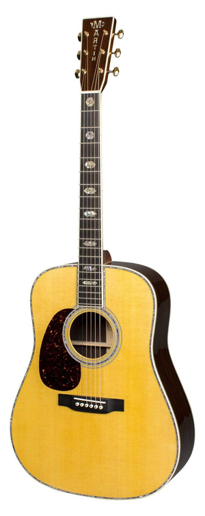 C.F. Martin Guitars Acoustic Guitar Martin Left Handed D-45 Standard Series Acoustic Guitar