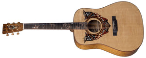 C.F. Martin Guitars Acoustic Guitar Martin Left Handed D Homeward Acoustic Guitar