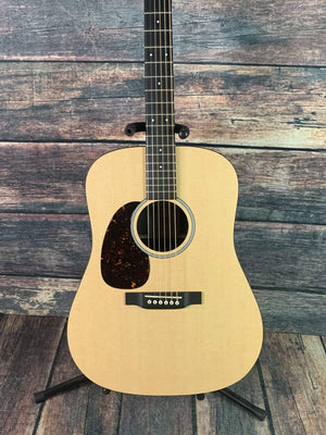 C.F. Martin Guitars Acoustic Guitar Martin Left Handed DXMAE X series Acoustic Electric Guitar