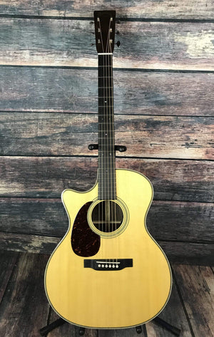 C.F. Martin Guitars Acoustic Guitar Martin Left Handed GPC-28E Grand Performer Standard Series Acoustic Electric Guitar