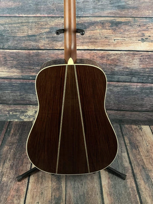 C.F. Martin Guitars Acoustic Guitar Martin Left Handed HD-35 Standard Series Acoustic Guitar