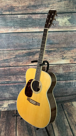 C.F. Martin Guitars Acoustic Guitar Martin Left Handed M-36 Standard Series Acoustic Guitar