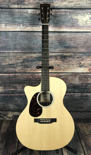 C.F. Martin Guitars Acoustic Guitar Martin Left Handed X Series GPCX1RAE Grand Performance Acoustic-Electric Guitar