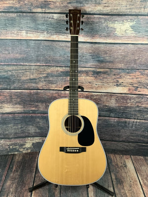 C.F. Martin Guitars Acoustic Guitar Used Martin 2013 D-28 N Acoustic Guitar with Martin Case