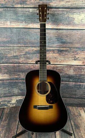 C.F. Martin Guitars Acoustic Guitar Used Martin 2016 D-18 1934 Golden Era Sunburst Acoustic Guitar with Martin Case