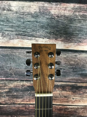 C.F. Martin Guitars Acoustic Guitar Used Martin Backpacker Travel Guitar with Bag