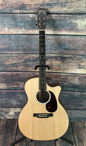C.F. Martin Guitars Acoustic Guitar Used Martin GPC-11E Road Series Acoustic Electric Guitar with Martin Case