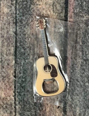 C.F. Martin Guitars apparel Martin 18N0157 D-28 Bottle Opener