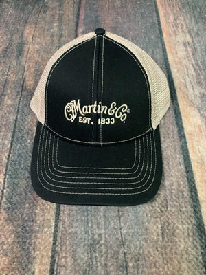 Martin 18NH0030 Mesh Trucker Hat with CFM Logo