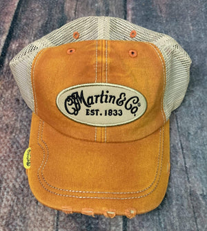 C.F. Martin Guitars apparel Martin 18NH0046 Pick Hat