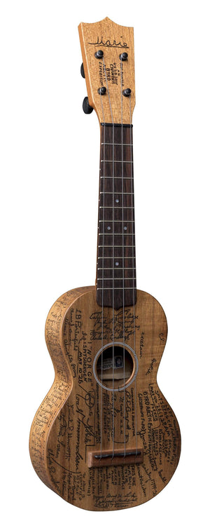 C.F. Martin Guitars Other Stringed Martin Konter Ukulele