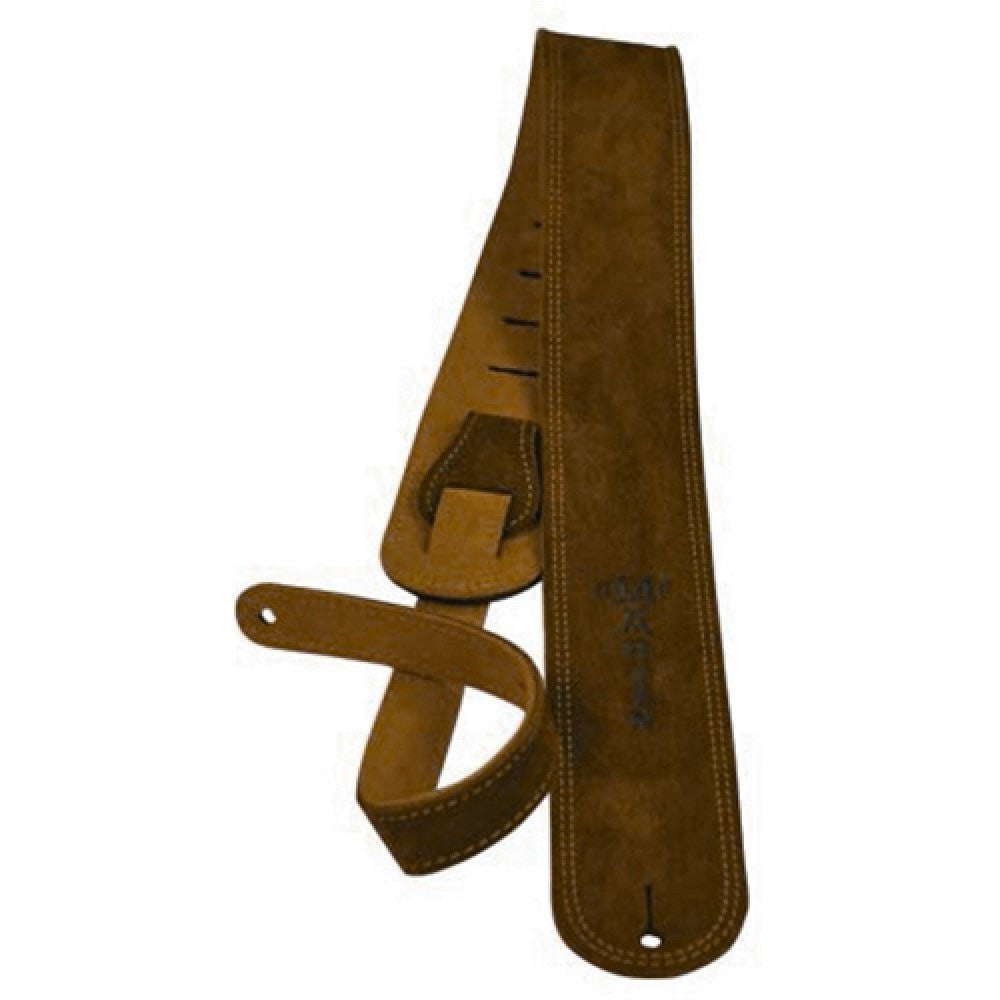 "C.F. Martin Guitars Strap Martin 18A0027 Leather Distressed 2.5"" Brown Strap"