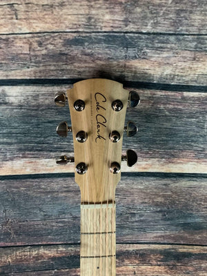 Cole Clark Left Handed ANGEL 1 E AN1E-BM Acoustic Electric Guitar