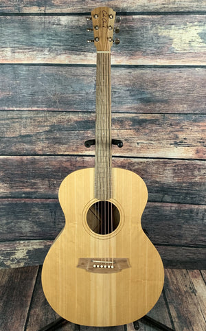 Cole Clark Acoustic Guitar Cole Clark Left Handed ANGEL 1 E AN1E-BM Acoustic Electric Guitar