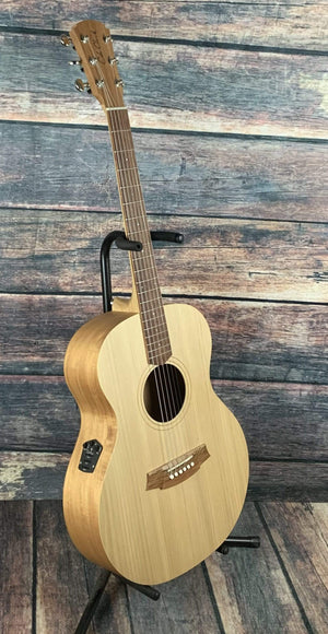 Cole Clark Acoustic Guitar Used Cole Clark ANGEL 1 E AN1E-BM Acoustic Electric Guitar with Cole Clark Case