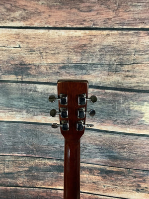 Concorde Acoustic Guitar Used Concorde Mark 670 Acoustic Guitar with Case