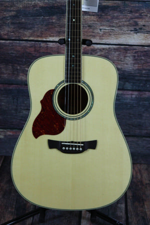 Crafter Acoustic Guitar Crafter Left Handed D8/N Acoustic Guitar