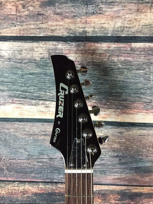 Crafter Electric Guitar Crafter Left Handed Cruzer CJ-400 Electric Guitar